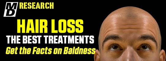 Hair Loss: the Best Treatments